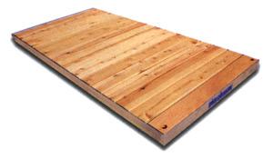 Cedar Dock Surface