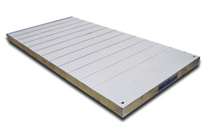 Pier Pleasure Aluminum Suface for Sectional Dock Systems
