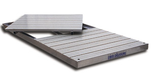 Pier Pleasure offers vinyl dock surfaces from Brock.