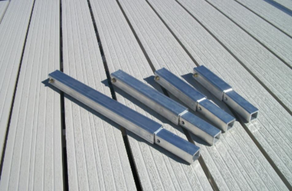 Dock Leg Extensions