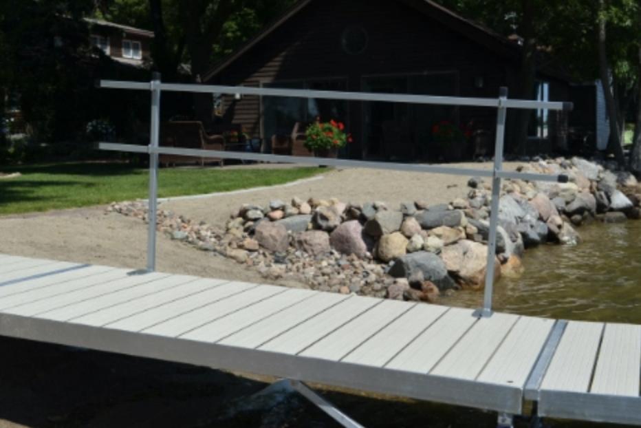 Dock Railings