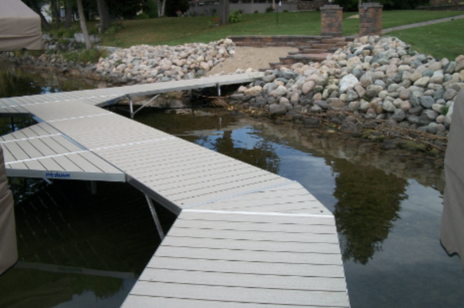 Dock Wedge Section For Sale