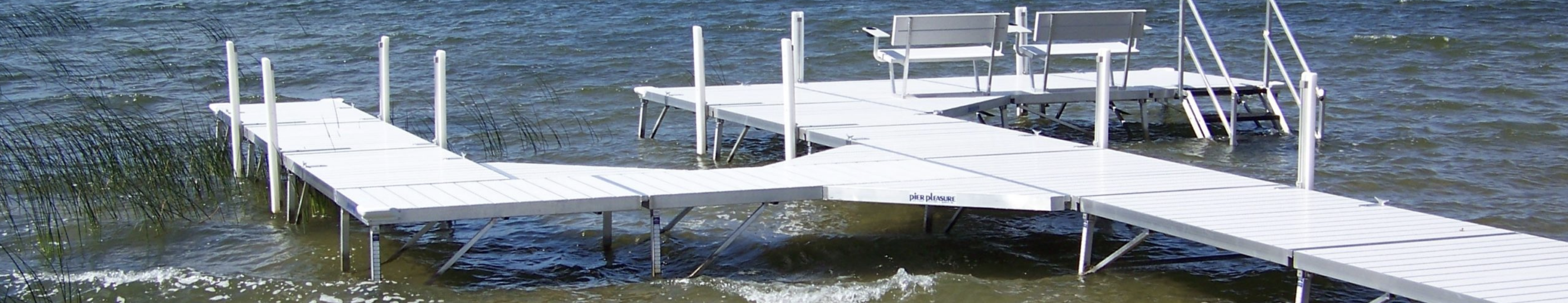 Pier Pleasure Wedge Section For Sale