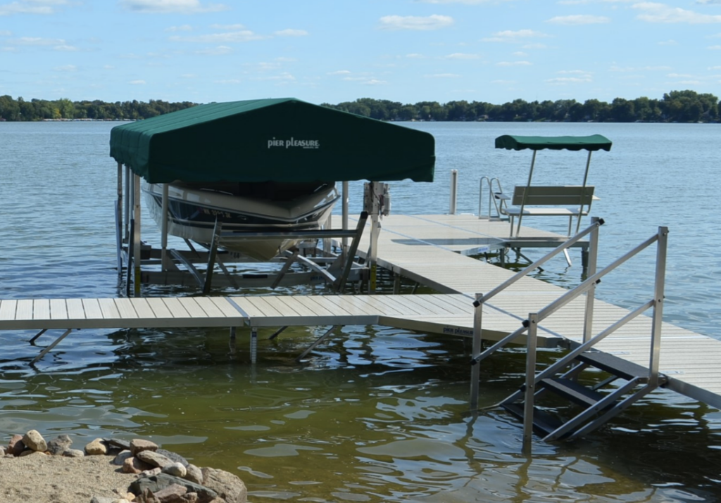 Stairs for your Dock